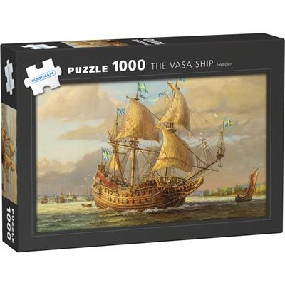 Kärnan Pussel 1000 Bitar Regalskeppet Vasa, 580051