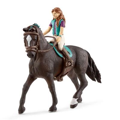 Schleich Horse Club Lisa & Storm, 42516