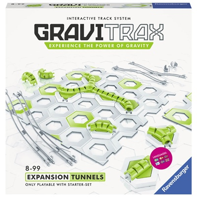 Ravensburger GraviTrax Expansion Tunnels, 260812