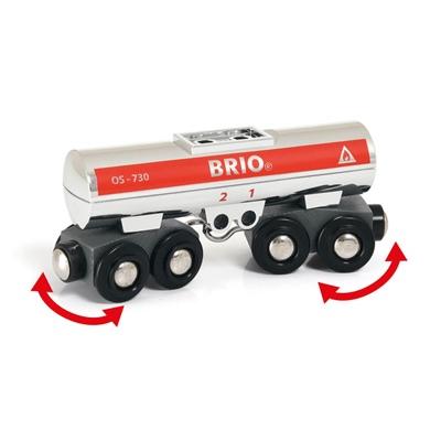 BRIO Tankvagn, 33472