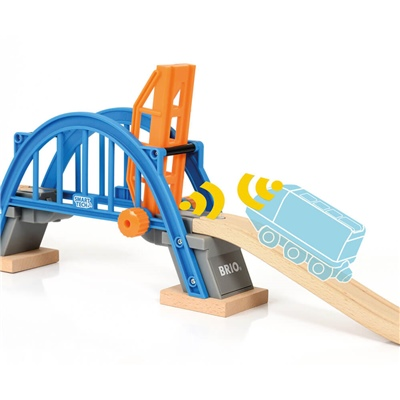 BRIO Smart Tech Klaffbro, 33961