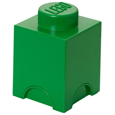 LEGO Förvaringslåda 1, Grön, 8140011734M