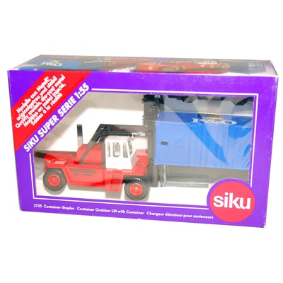 Siku Containertruck med Container 1:55, 3725SK