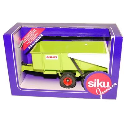 Siku Junior Claas Tippbart Traktorsläp 1:20, 2882SK