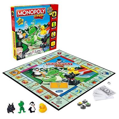 Hasbro Monopol Junior, A6984