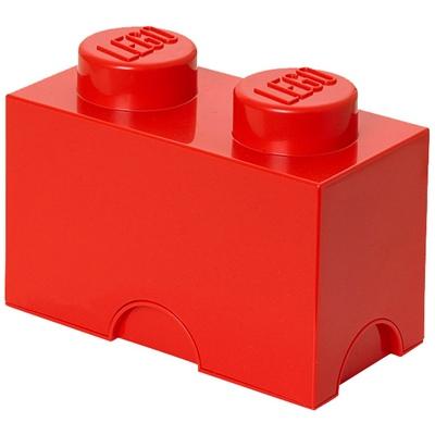 LEGO Förvaringslåda 2, Röd, 8140021730M