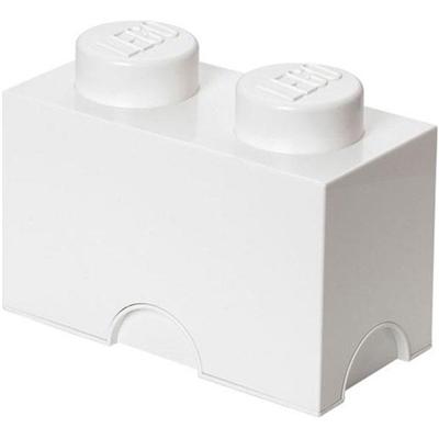 LEGO Förvaringslåda 2 Vit, 8140021735M