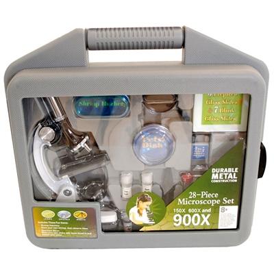 Mikroskopset 28 Delar, 1400