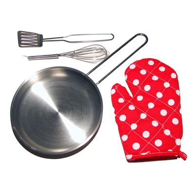 Just For Chef Pannkaksset för Barn, 1054
