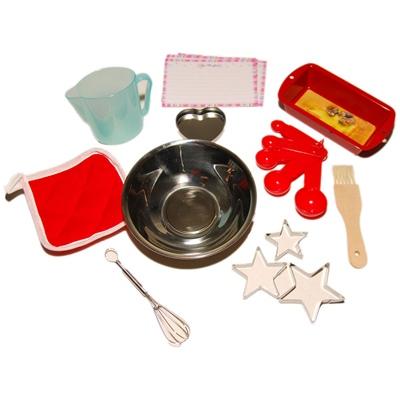 Just For Chef Leksaksbakset 19 delar, CH80804