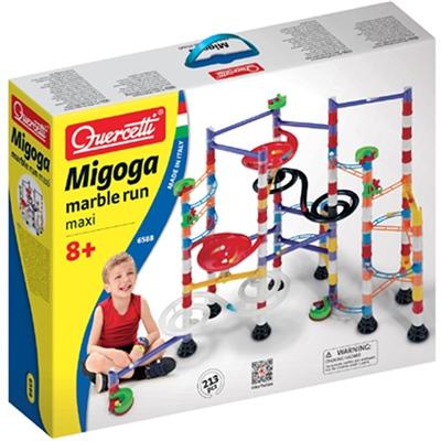 Quercetti Migoga Marble Run Maxi, 6588