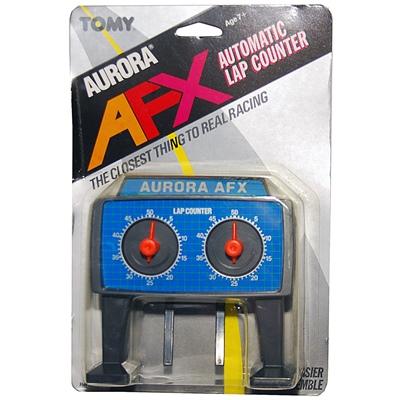 Tomy AFX Aurora Varvräknare, 8629