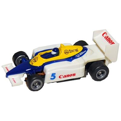 Tomy AFX Aurora Formel 1 Honda Bilbanebil, 814012382