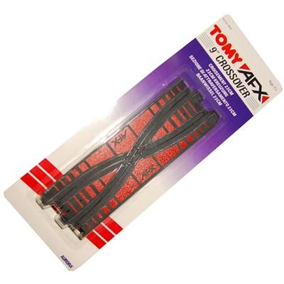Tomy AFX Aurora Kryssbandel 23 cm 2-Pack, 8655