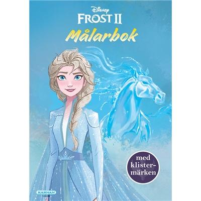 Kärnan Målarbok Disney Frost 2 med Klistermärken, 132242