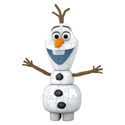 Ravensburger 3D Pussel 54 Bitar Disney Frost 2 Olof, 111572