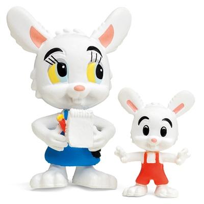 Micki Nina Kanin & Minihopp Figurset, 64.0042