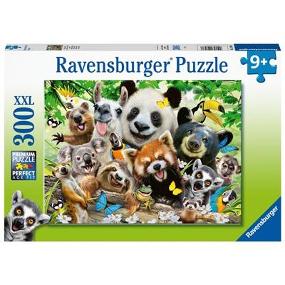 Ravensburger Pussel 300 XXL Bitar Wildlife Selfie, 128938