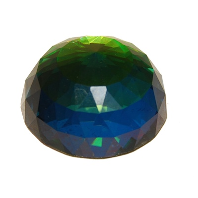 Ellips Diamant i Glas Multicolor 6 cm, 50914