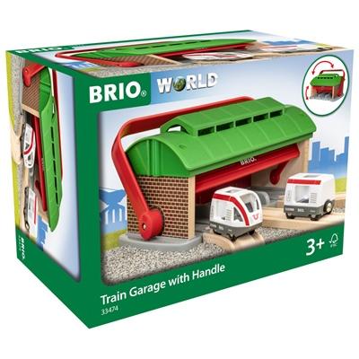 BRIO Tågstall med Handtag, 33474
