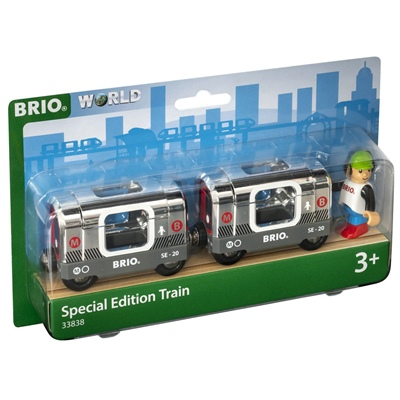 BRIO Specialutgåva Tåg 2020, 33838
