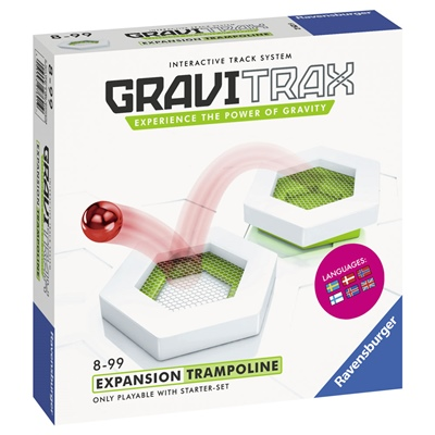 Ravensburger GraviTrax Expansion Trampoline, 260799