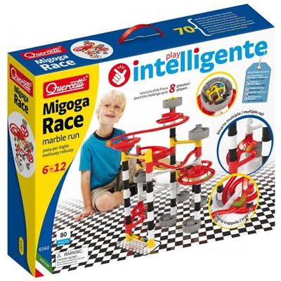 Quercetti Migoga Marble Run Race, 6560