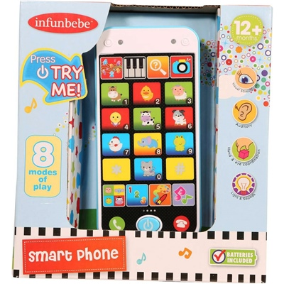 Infunbebe Smart Phone Baby, 4205A