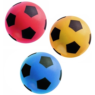 Frabar Fotboll i Skumgummi 20 cm 1 st, 24198