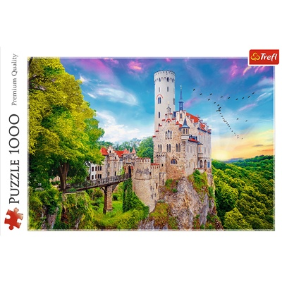 Trefl Pussel 1000 Bitar Lichtenstein Castle Germany, 10497