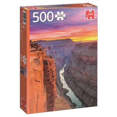Jumbo Pussel 500 Bitar Grand Canyon USA, 18399