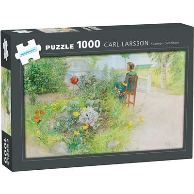 Kärnan Pussel 1000 Bitar Carl Larsson Sommar i Sundborn, 580059