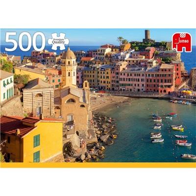 Jumbo Pussel 500 Bitar Vernazza Cinque Terre, 18806
