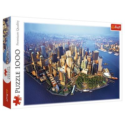 Trefl Pussel 1000 Bitar New York, 10222