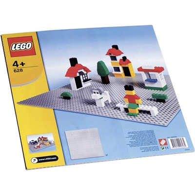LEGO Bricks & More Stor Byggplatta, 628L
