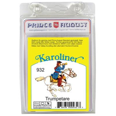Prince August Karoliner Trumpetare, 932K