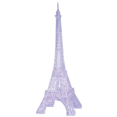 Crystal Puzzle 3D Pussel 96 Bitar Eiffeltornet, 28187