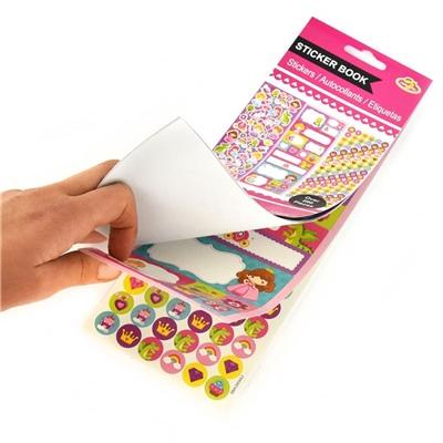 Stickers Block Princess 290 Stickers, 51038