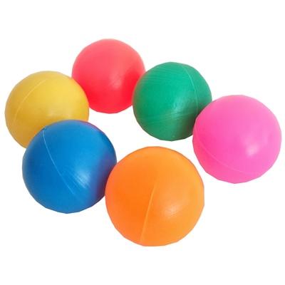 Plastbollar 4 cm 6-Pack, 7332598080304
