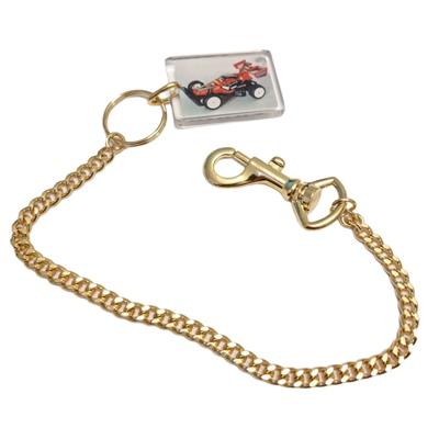 Nyckelkedja 26 cm med Nikko Nyckelring, 814012389