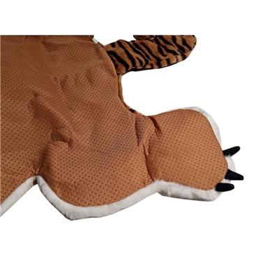 Mjukis Tigermatta 95 cm, 7332598080526