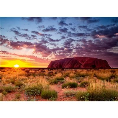 Ravensburger Pussel 1000 Bitar Ayers Rock Australia, 151554