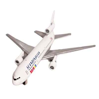 ERTL Jet Tran Flygplan McDonnell Douglas DC-10 SAS, 2379E