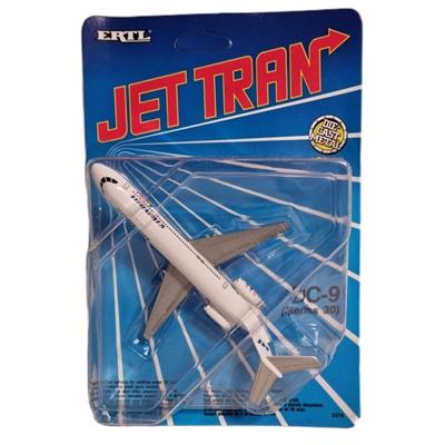 ERTL Jet Tran Flygplan McDonnell Douglas DC-9 SAS, 036881023784