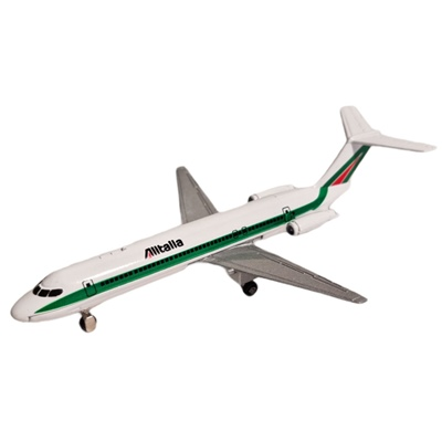 ERTL Jet Tran Flygplan McDonnell Douglas DC-9 Alitalia, 2383