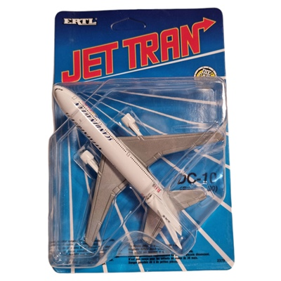 ERTL Jet Tran Leksaksflygplan 6-Pack, 2388AI