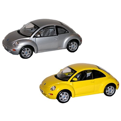 Maisto Volkswagen New Beetle 1:18, 31875