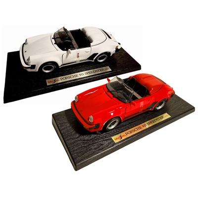 Maisto Porsche 911 Speedster -89 1:18, 31802