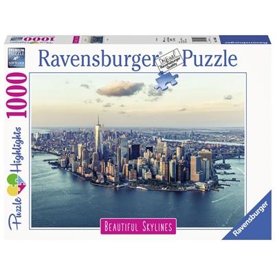 Ravensburger Pussel 1000 Bitar Beautiful Skylines New York, 140862