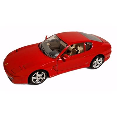 Bburago Ferrari 456GT -92 1:18 Röd, 3046
